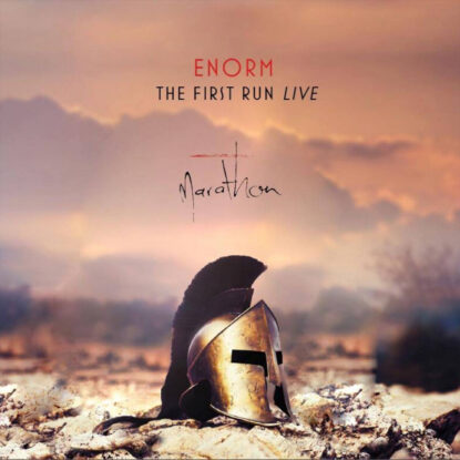 ENORM - The first run live
